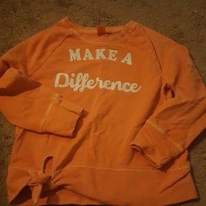 Old Navy statement sweatshirt